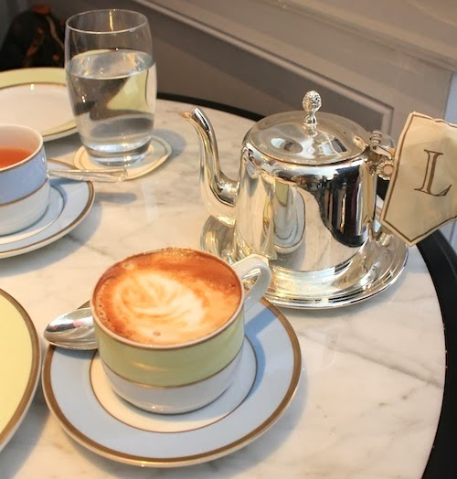 laduree soho brunch