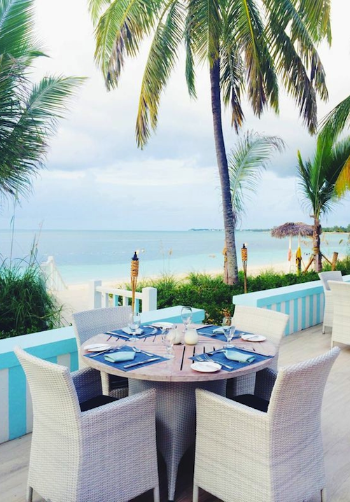 lyford cay club restaurant