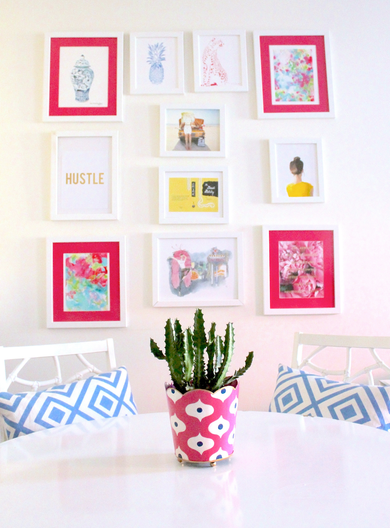 Gallery Wall Prints kate spade art prints - design darling