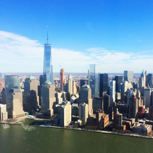 one world trade nyc helicopter tour