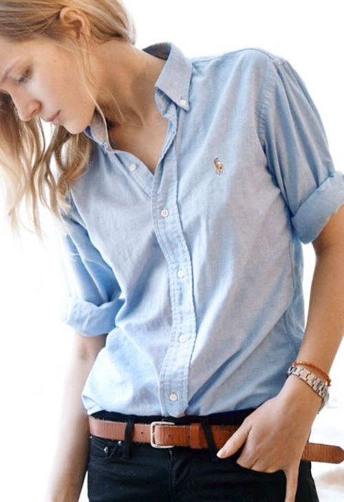 WHO MAKES THE BEST OXFORD SHIRT? - Design Darling