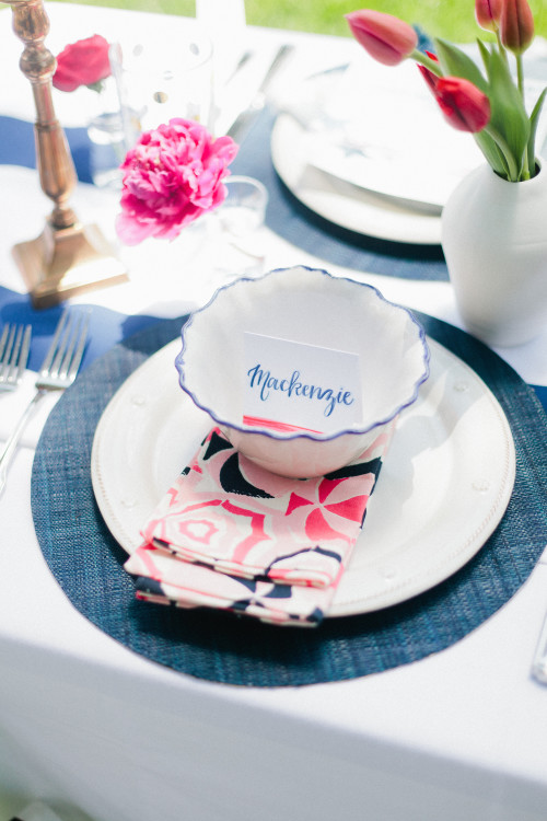 design darling fourth of july party table setting