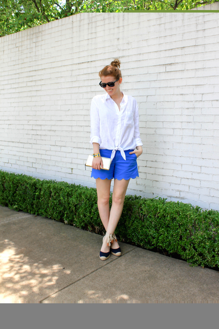 b0d65630ae9 I wore mine with a linen button-down and navy espadrilles but I m looking  forward to pairing them with a silk cami and nude heels when it really  heats up in ...