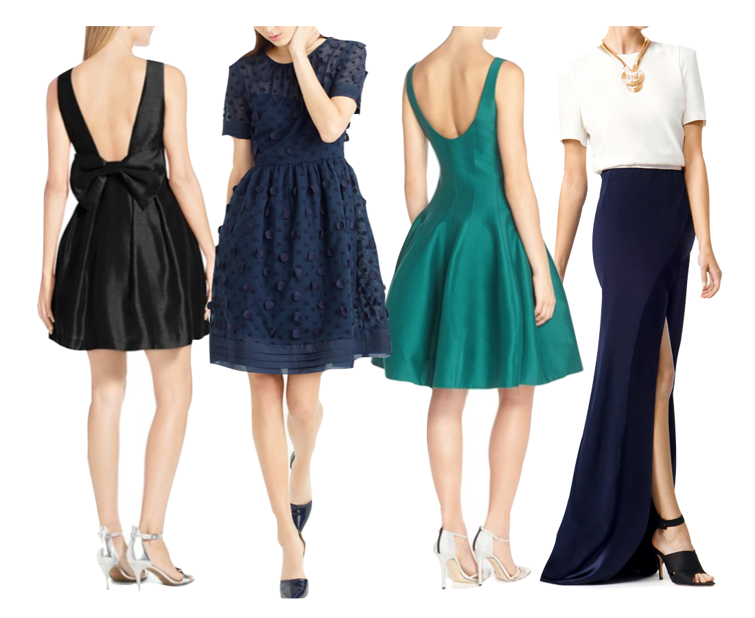 WHAT TO WEAR TO A FALL WEDDING - Design Darling
