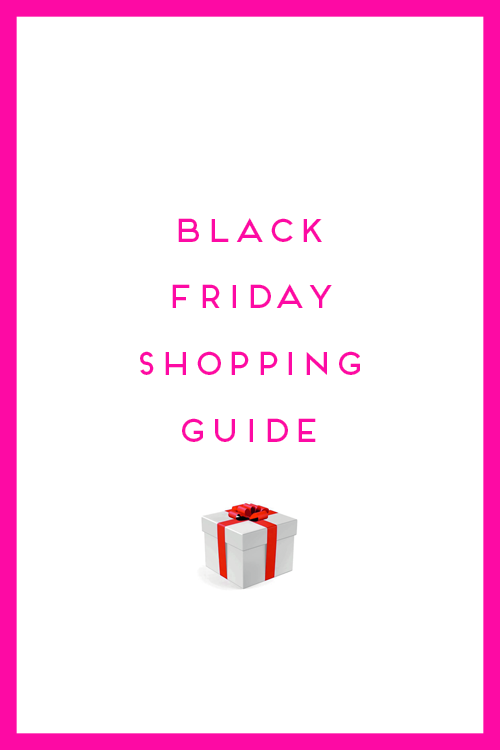 design darling black friday shopping guide 2015