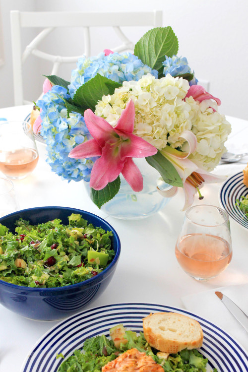 kate spade dinner party