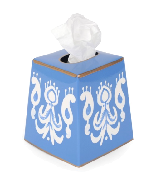 blue_ikat_tissue_box_cover