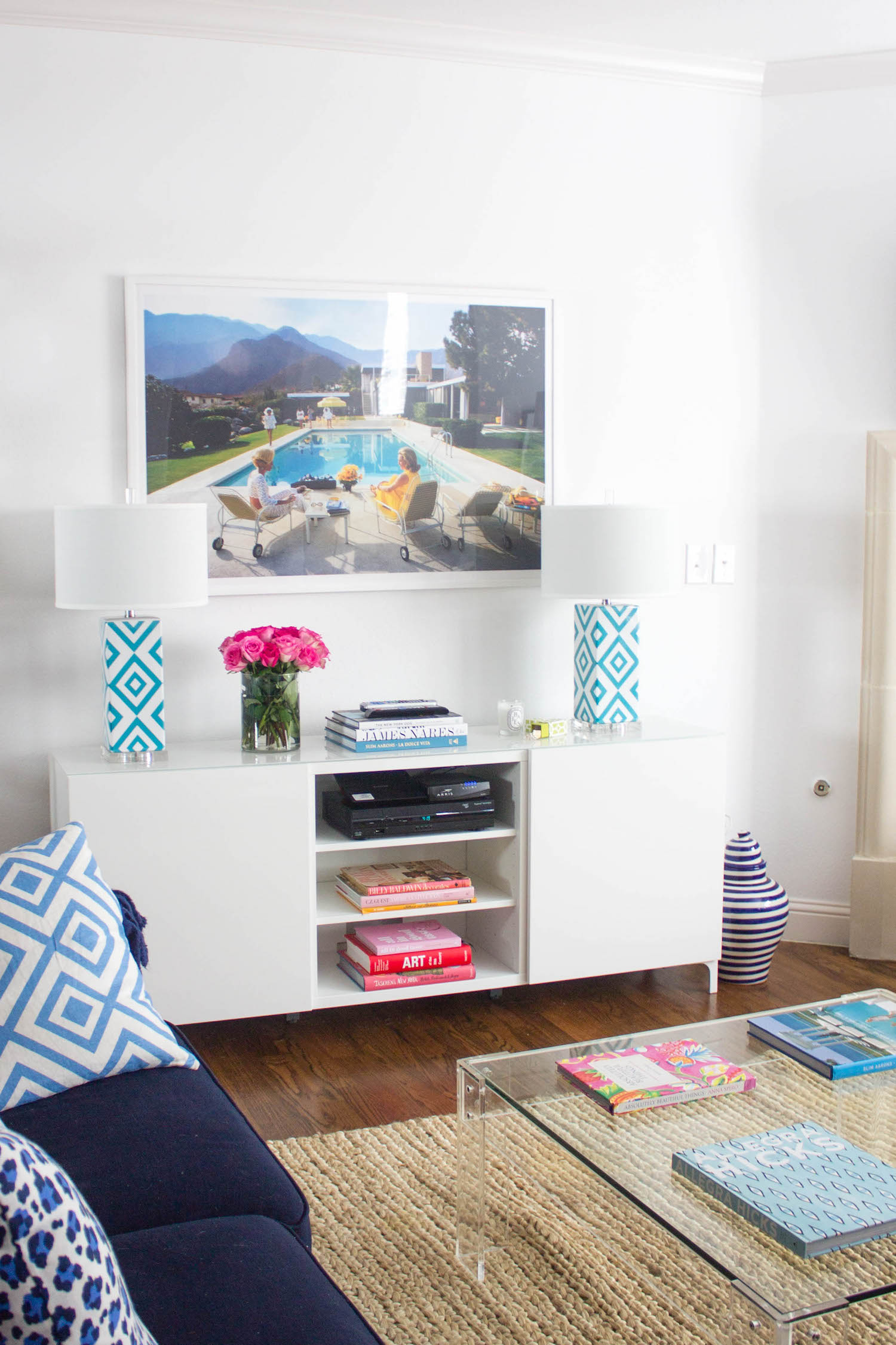 Room Designer Ikea: INSIDE OUR DALLAS LIVING ROOM WITH IKEA