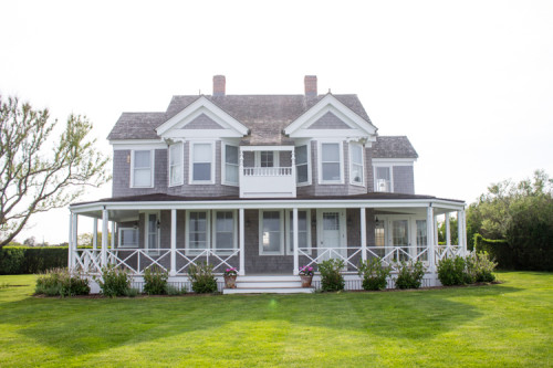 Sunnycliffe on Baxter Road in 'Sconset on Nantucket