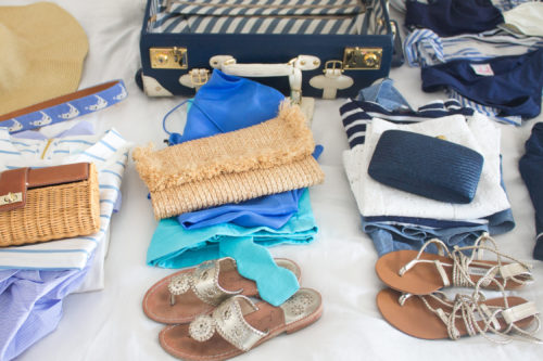 design darling carry-on suitcase packing tips