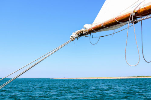 nantucket sailboat charter with endeavor sailing