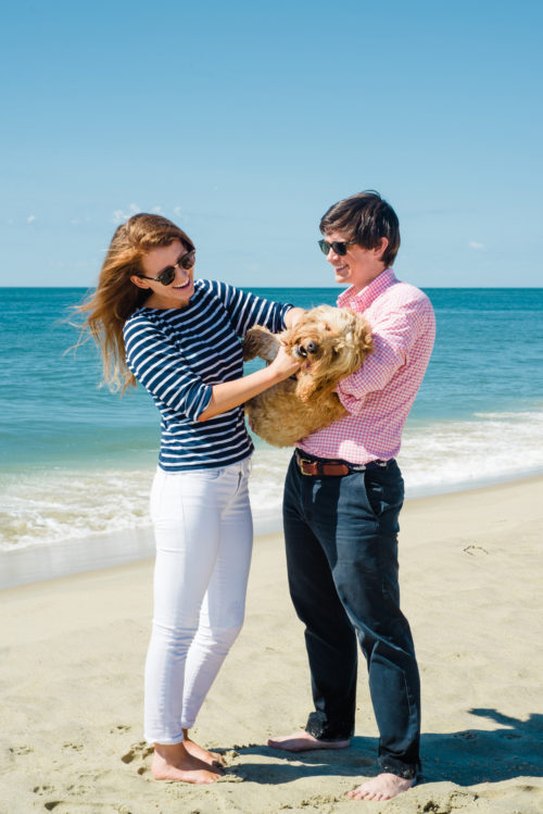 nantucket-engagement-photos-with-dog