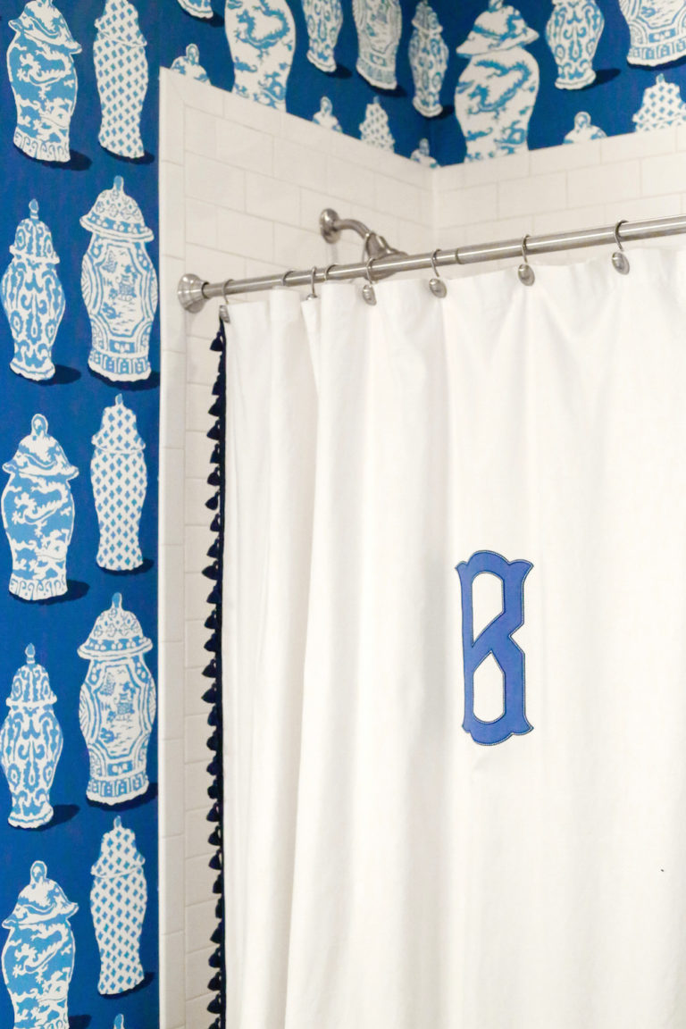 Monogram Shower Curtain Monogrammed Shower Curtains Monogrammed Shower Curtain Kids Bathroom