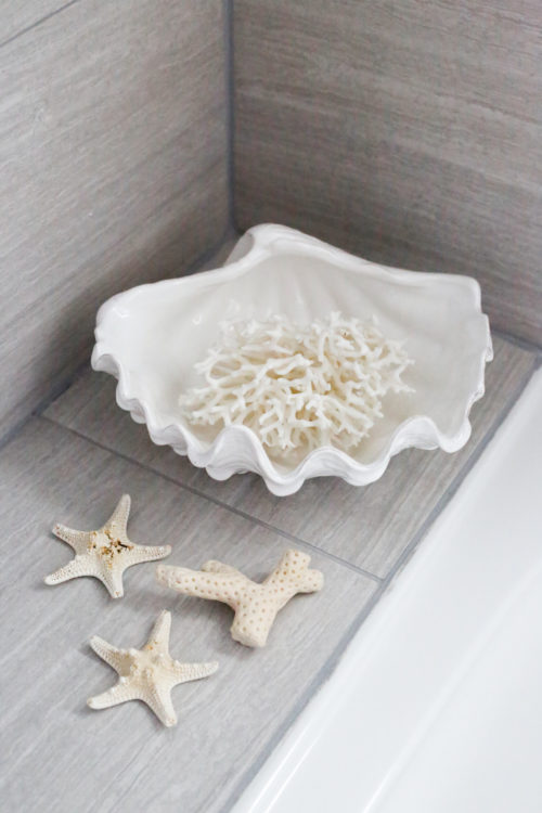 design darling home tour seashell collection