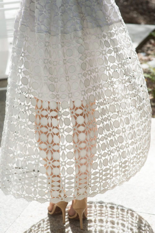 rent the runway white dresses nicholas tiered lace dress on design darling