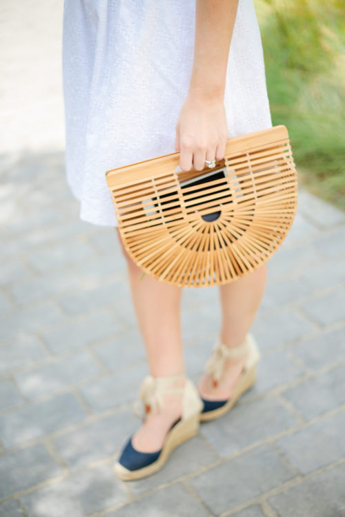 cult gaia ark bag and soludos wedge espadrilles on design darling charleston bachelorette party