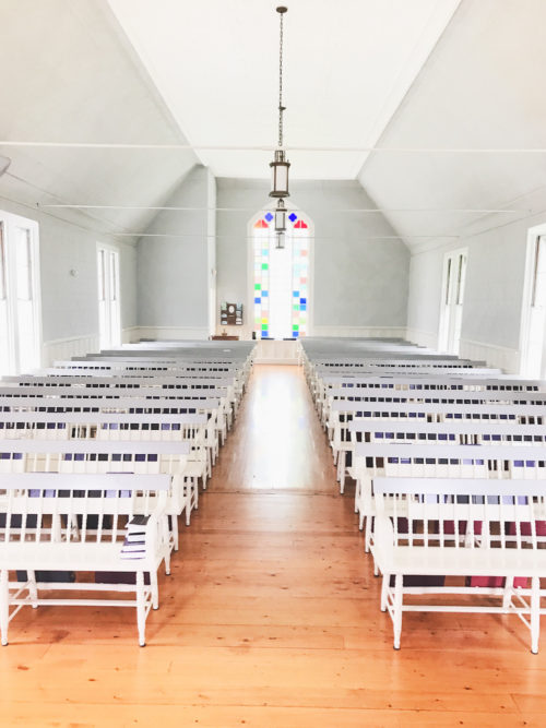 design darling what nantucket means to me sconset chapel