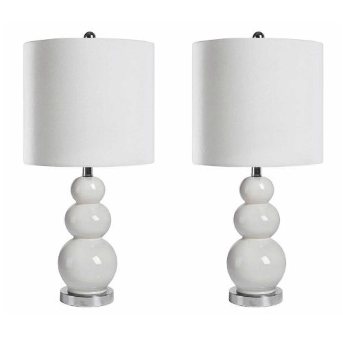 white gourd lamps overstock