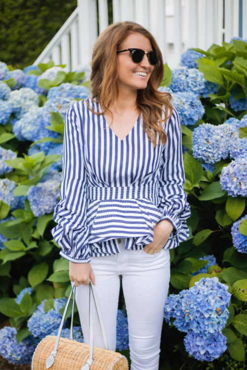 shopbop stylekeepers dream destination peplum top