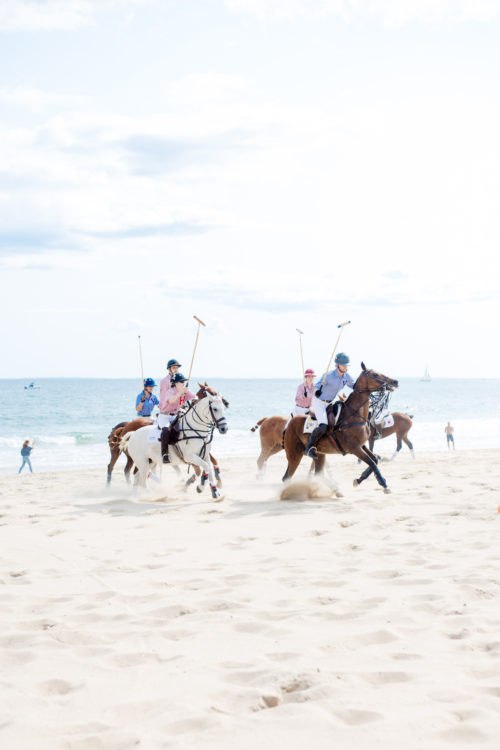 beach polo in watch hill
