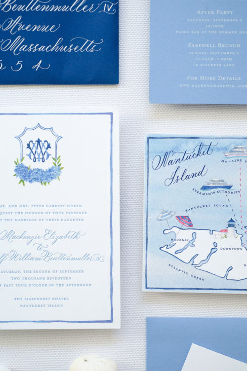 OUR WEDDING INVITATIONS Design Darling