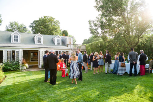 nantucket rehearsal dinner at the chanticleer