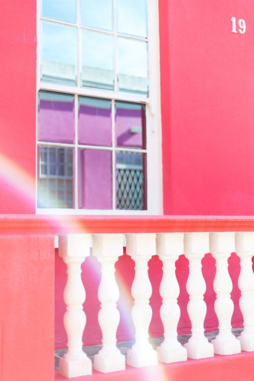 bo-kaap cape town south africa