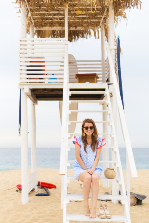 design darling lifeguard stand cabo