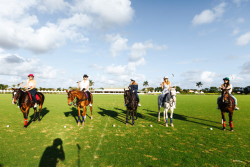 blogger polo lesson in palm beach