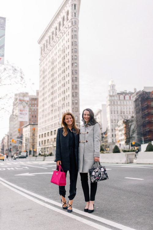 design darling and college prepster fashion week