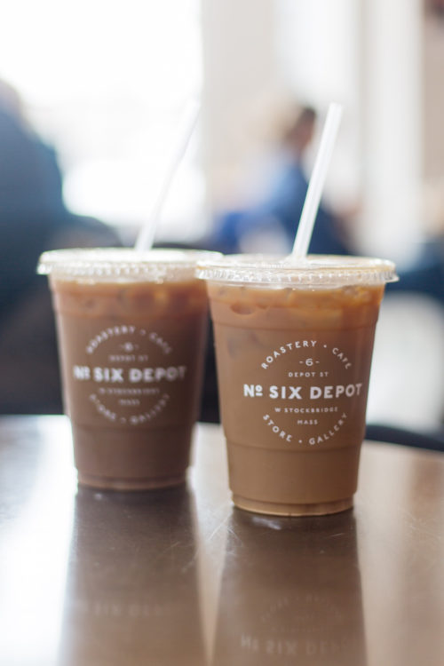 no six depot coffee