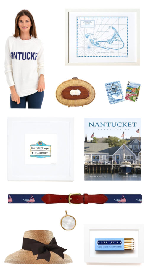 nantucket gift ideas on design darling