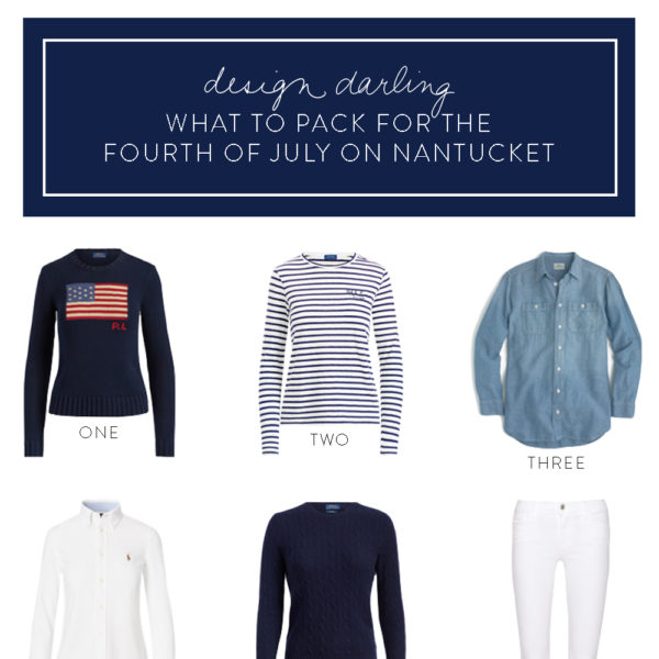 nantucket packing list what to pack for the fourth of july on nantucket