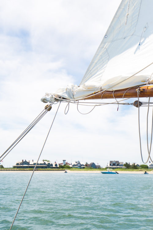 nantucket sailboat charters