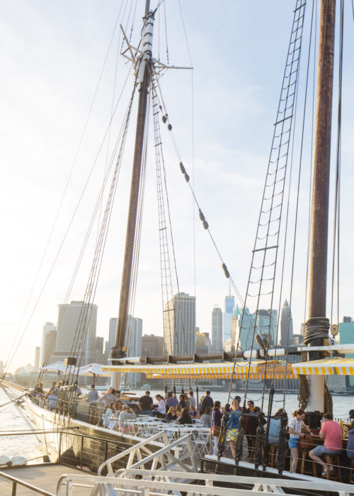 pilot brooklyn sailboat