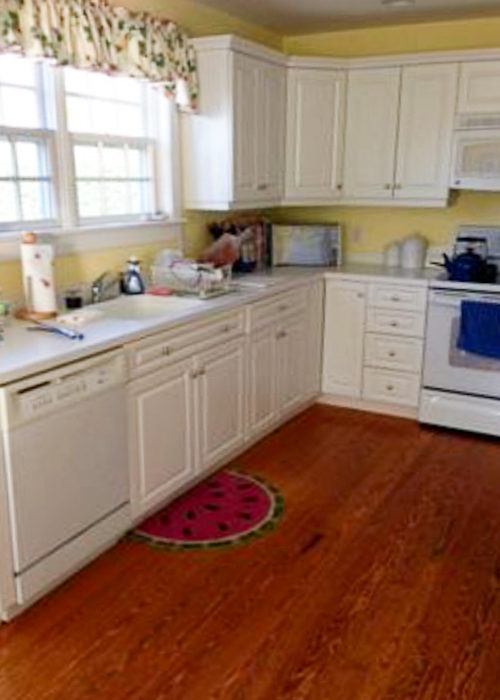 nantucket kitchen before and after