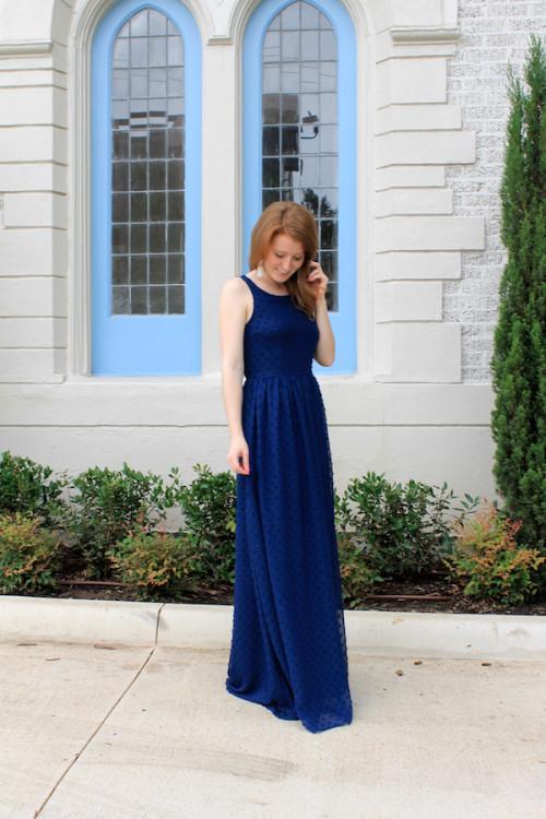 design darling maxi dress