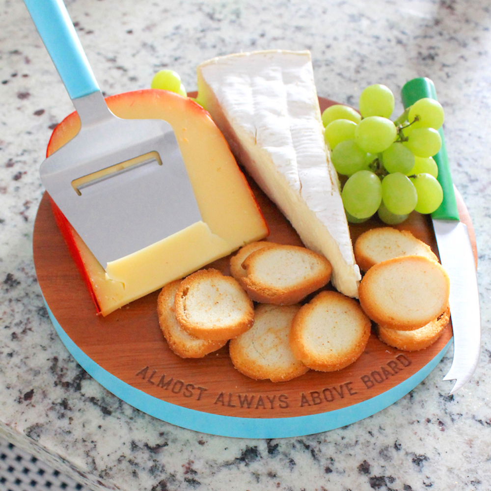 kate spade cutting board