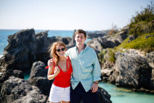 mackenzie-and-grayson-horan-in-bermuda