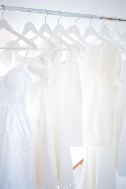 little white dresses for my bachelorette party in charleston design darling