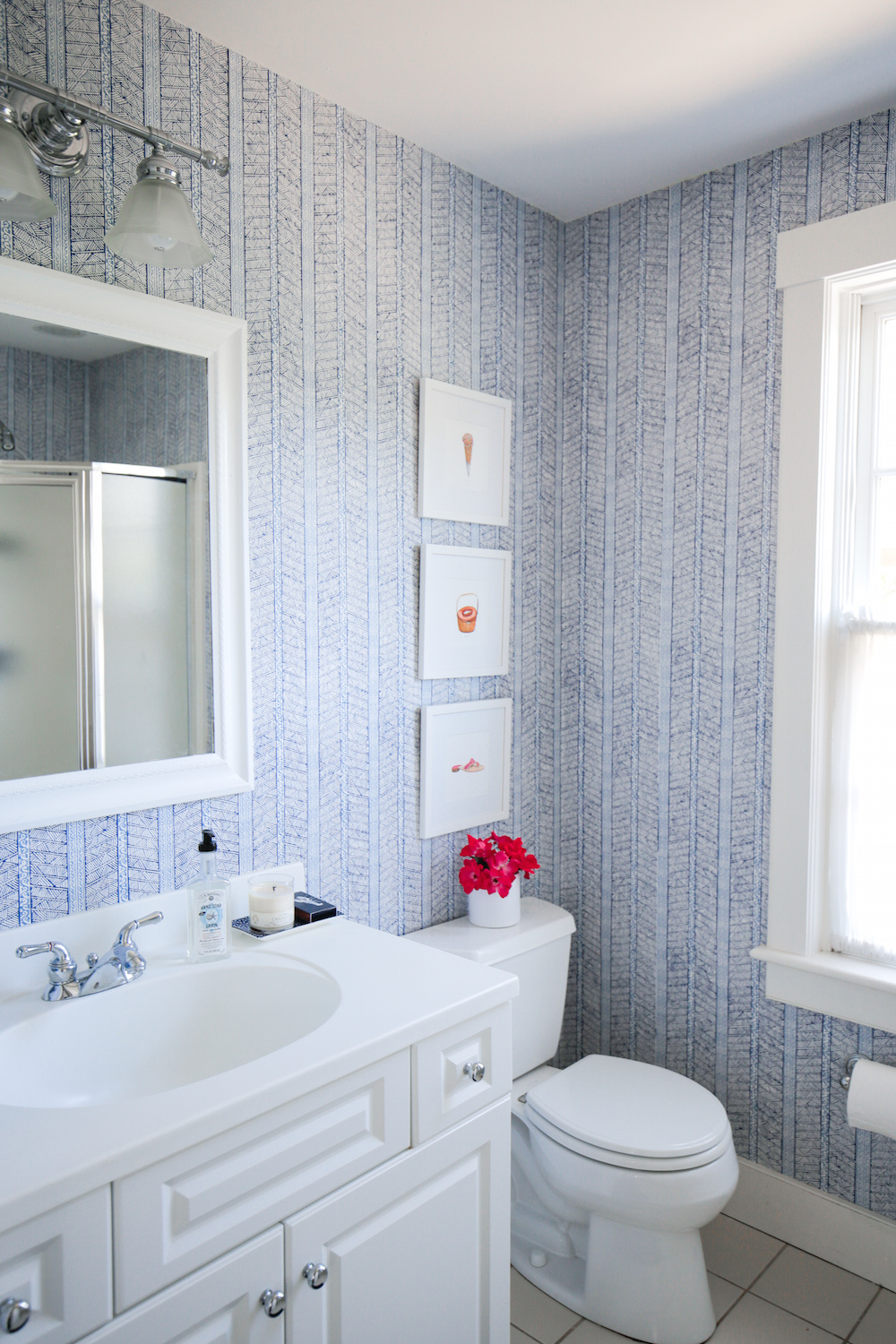 design darling nantucket bathroom before and after