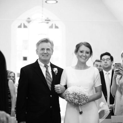 deisgn darling nantucket chapel wedding