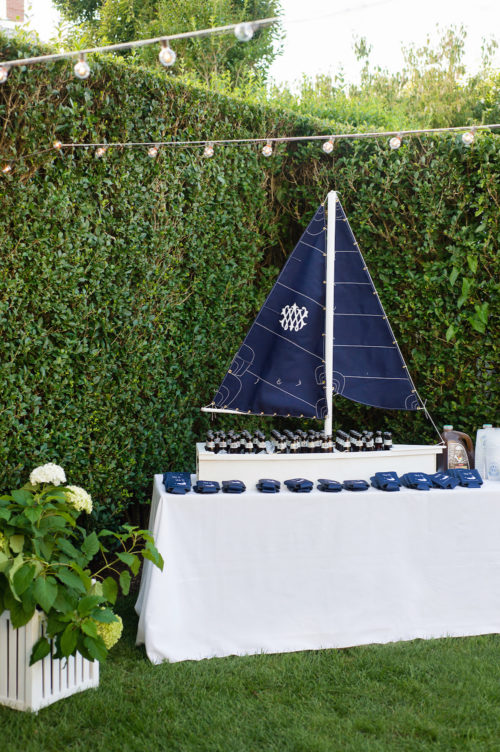 design darling monogrammed sailboat
