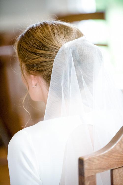 design darling wedding hair french twist