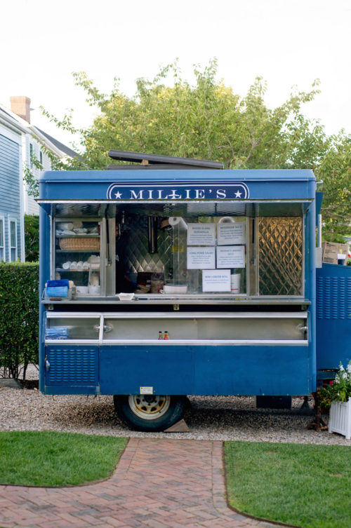 millie's food truck nantucket
