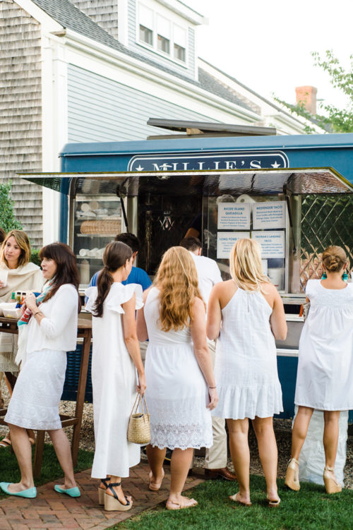 millie's food truck on design darling
