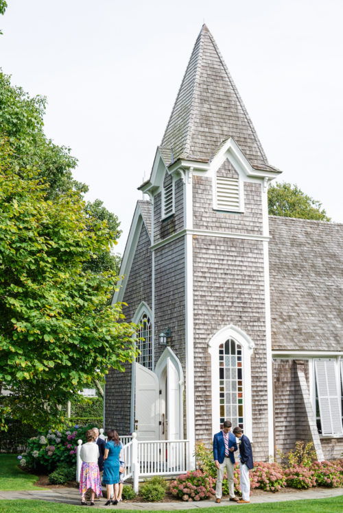 sconset chapel design darling nantucket church