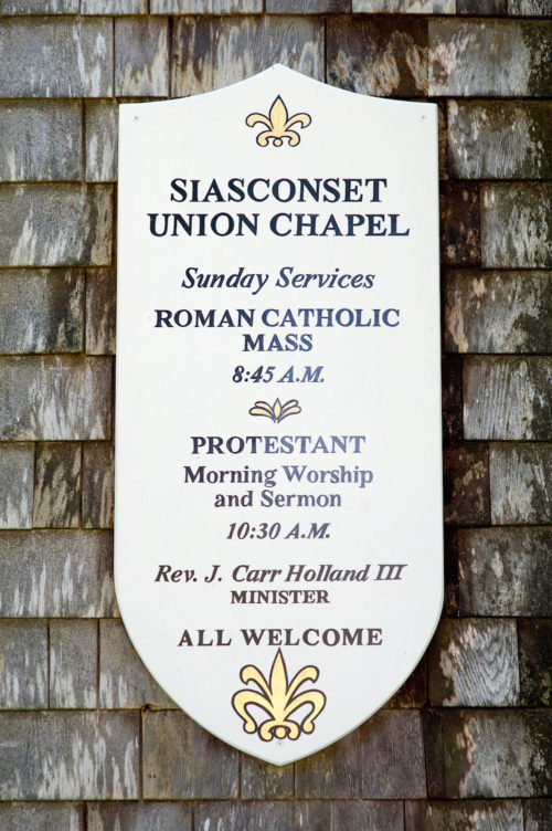 sconset chapel nantucket