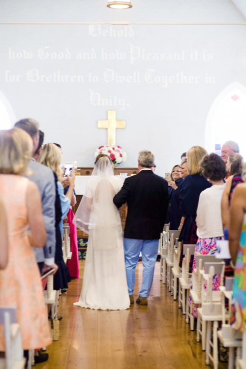 sconset chapel wedding