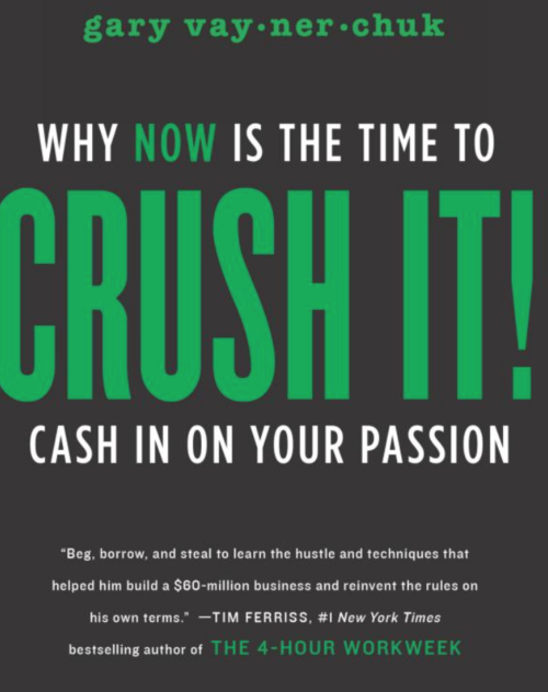 gary vaynerchuk crush it book review